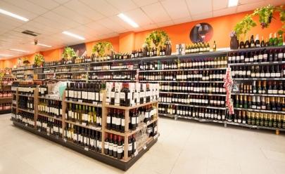 Bretas oferece desconto de 50% em uísque, vinhos e vodka durante a Black Friday em Uberlândia