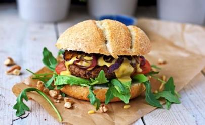 Rodízio de sanduíches veganos acontece em Goiâniacom entrada de R$ 20