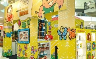 Cidade da Turma da Mônica desembarca em Brasília com atividades para a criançada