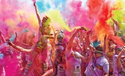 Sucesso mundial, Color Race desembarca em Brasília em novembro