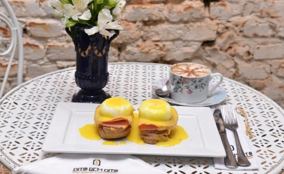 'Dito Bem Dito Bistrô' oferece deliciosa opção inglesa de café da manhã em Goiânia