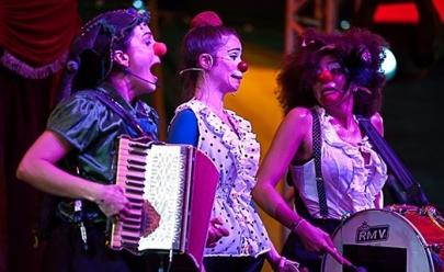 Goiânia recebe espetáculo circense para todas as idades apresentado só por mulheres