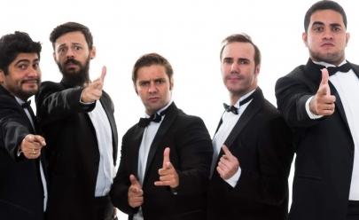 Humoristas se reúnem para o Comédia Ao Vivo em Goiânia
