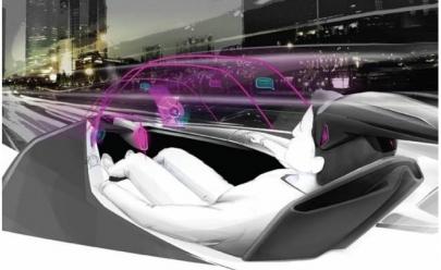 Designer apresenta projeto de carro autônomo voltado para tetraplégicos