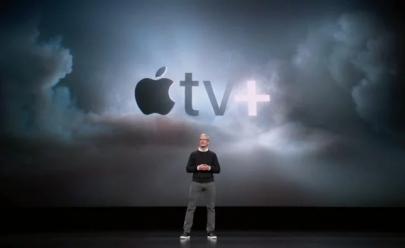 Apple lança plataforma de vídeo, assinatura de notícias e jogos e até cartão de crédito