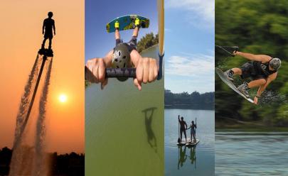 Empresas que oferecem esportes radicais aquáticos em Goiânia e arredores