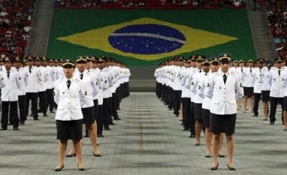 Concurso da Polícia Militar do DF oferece 2.024 vagas com salário de até  R$ 5.245