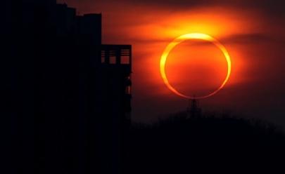 Grupo oferece telescópio para observação do Eclipse Solar em evento aberto ao público no Parque Flamboyant