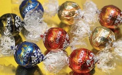 Lindt promove degustação gratuita de chocolate no Rio de Janeiro