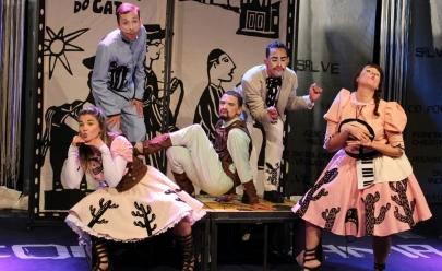 Cirandeiros apresentam espetáculo gratuito em homenagem a literatura de cordel em Goiânia