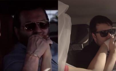 Casal de Brasília faz paródia do vídeo Save The Date de Djalma e Priscila