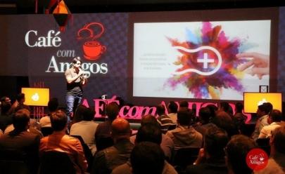 Goiânia recebe Café com Amigos inspirado no TED com palestras gratuitas
