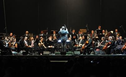 Orquestra Sinfônica do Teatro Nacional apresenta concerto gratuito em Brasília nesta terça-feira