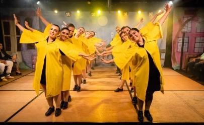 Espetáculo em Brasília reúne sapateado e stand up
