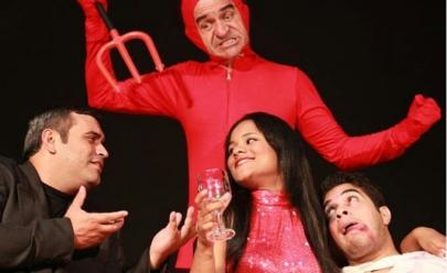 Comédia O Marido da Minha Mulher aborda o amor de forma inusitada em Goiânia