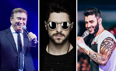 Confira a programação completa de shows da Expo Morrinhos 2018