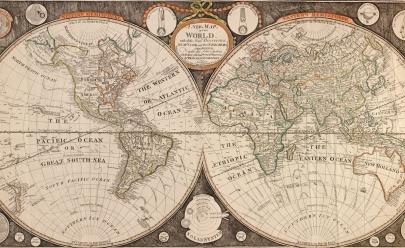 14 mapas que não nos mostram na escola