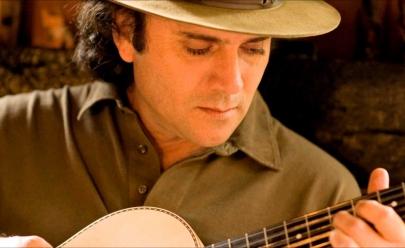 Almir Sater faz show em Brasília