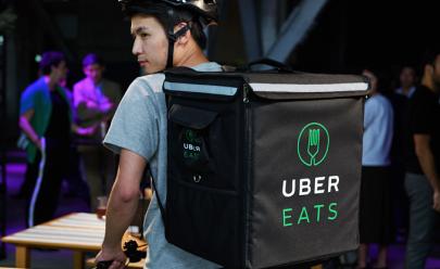 Uber lança serviço de entrega de comida hoje no Brasil