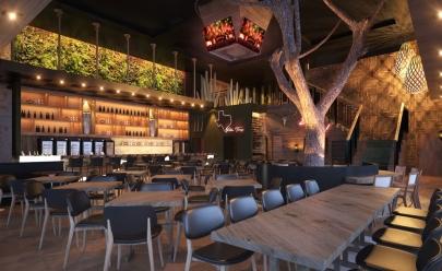 Goiânia ganha nova steakhouse totalmente inspirada no Velho Texas