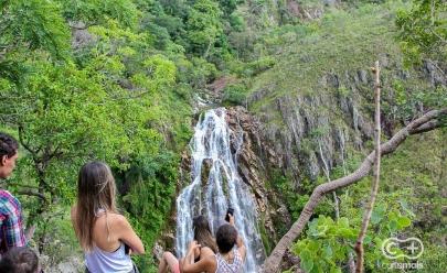 Mirante da Cachoeira Ave Maria proporciona experiência única na Chapada dos Veadeiros