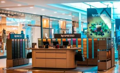 Goiânia ganha primeira loja da Nespresso