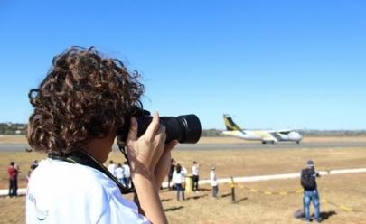 Spotter Kids: Aeroporto de Brasília promove mais uma edição de evento para a criançada