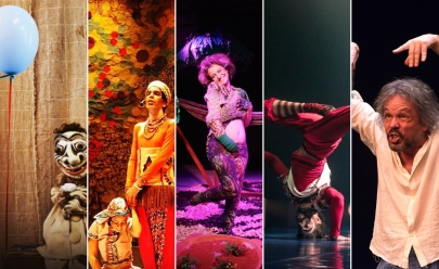 Confira a programação completa de setembro do Teatro Sesc