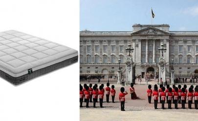 Durma nos mesmos colchões do Palácio de Buckingham e da Casa Branca sem sair de Goiânia