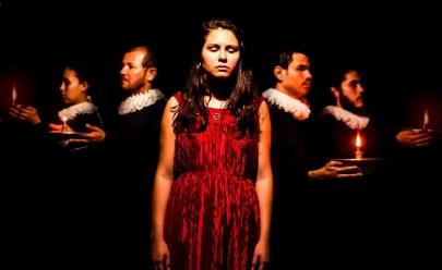 Espetáculo traz Shakespeare e Guimarães Rosa para o palco do teatro em Goiânia