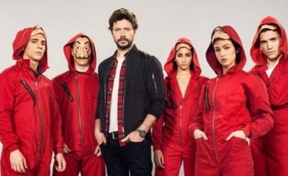 Para tudo! Netflix divulga novo teaser da terceira temporada de La Casa de Papel