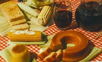 Culinária típica movimenta Festa do Milho e Festival Gastronômico em Santo Antônio de Goiás
