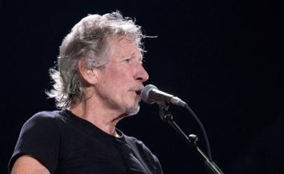 Ex-vocalista de Pink Floyd, Roger Waters exibe 'Ele não' em telão e gera apoio e revolta em show no Brasil