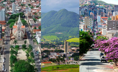 As 30 melhores cidades para se viver em Minas Gerais