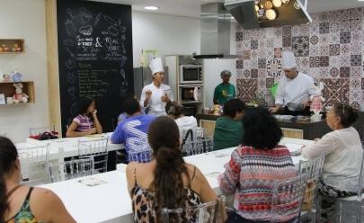 Inscrições abertas para oficinas de gastronomia do Senac