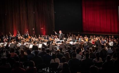 Orquestra Filarmônica faz apresentação gratuita de Beethoven e Schoenberg em Goiânia