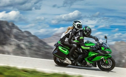 Avant Motors é concessionária exclusiva Kawasaki em Goiânia