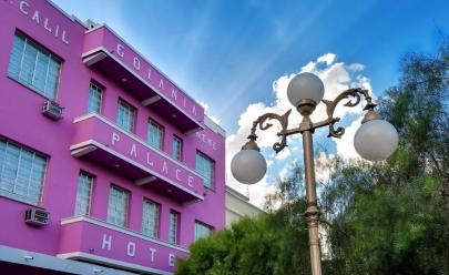 Hotel todo em Art Déco reabre ao público no Centro histórico de Goiânia