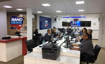 Rádio BandNews FM é nova opção jornalística em Goiânia e traz conteúdo do Curta Mais na programação