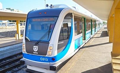 Trem urbano entre DF e Goiás é confirmado e terá viagem gratuita por 6 meses