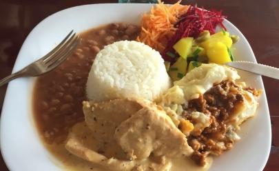 Restaurantes em Goiânia que servem almoço executivo bom e barato durante a semana