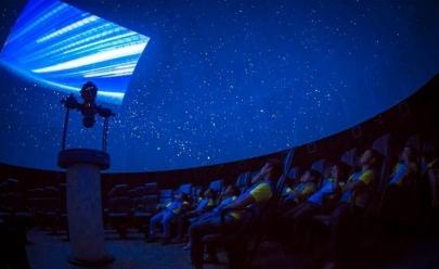 Planetário de Brasília promove programação para as férias dos pequenos