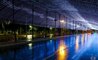 Decoração de Natal da Praça Tamandaré é inaugurada com novidades; confira