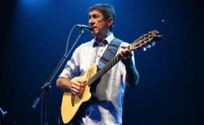 Fagner tem show confirmado em Goiânia