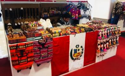 Shopping de Taguatinga recebe feira com culturas de diferentes países