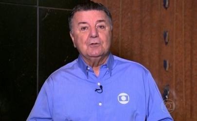 Arnaldo Cezar Coelho se despede da Globo ao vivo