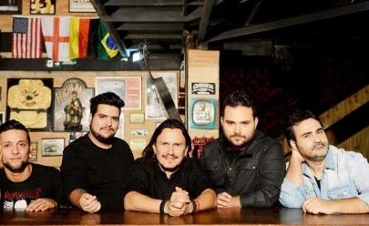 Banda de rock faz show em Goiânia e mistura o melhor do nacional e internacional