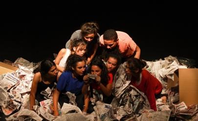Grupo goiano estreia espetáculo dirigido por artista espanhol