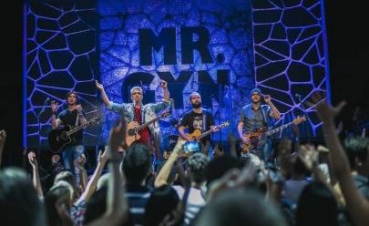 Mr. Gyn comemora 22 anos de carreira com show em prol de instituição filantrópica de Goiânia