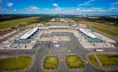 Aeroporto de Brasília recebe exposição gratuita com fotógrafos locais